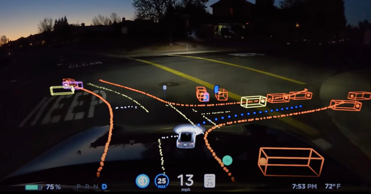 Tesla starts rolling out Full Self-Driving Beta 10.3 after a false start
