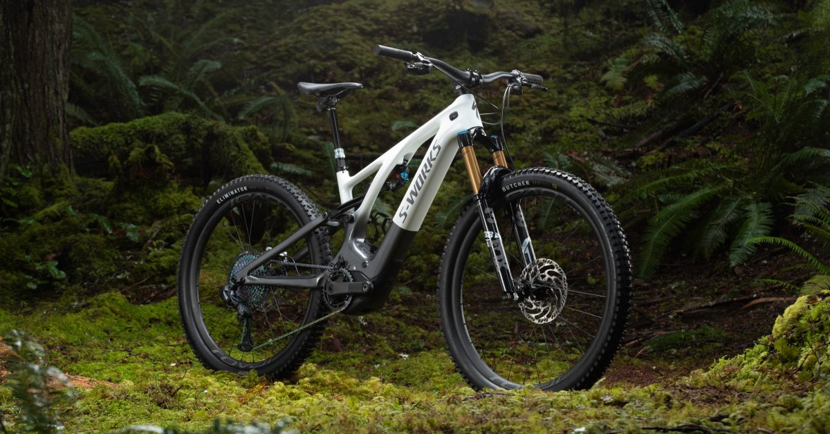 New Specialized LEVO electric mountain bike has prime design (and price)