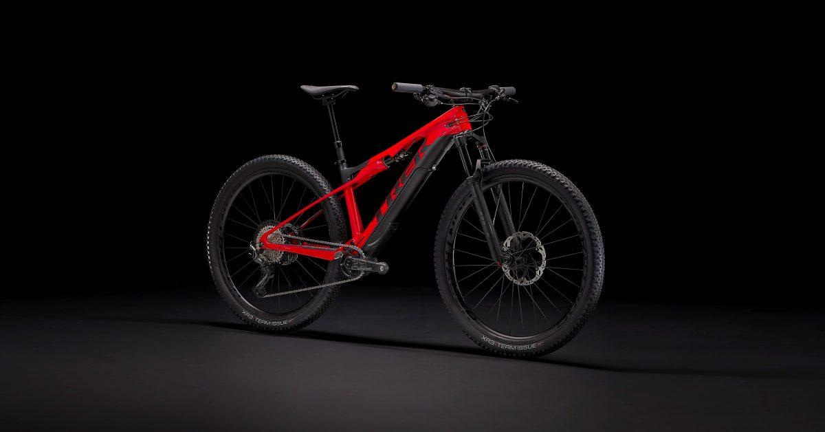 Trek's new e-bike is the 'lightest full-suspension electric mountain bike' in the world - Electrek