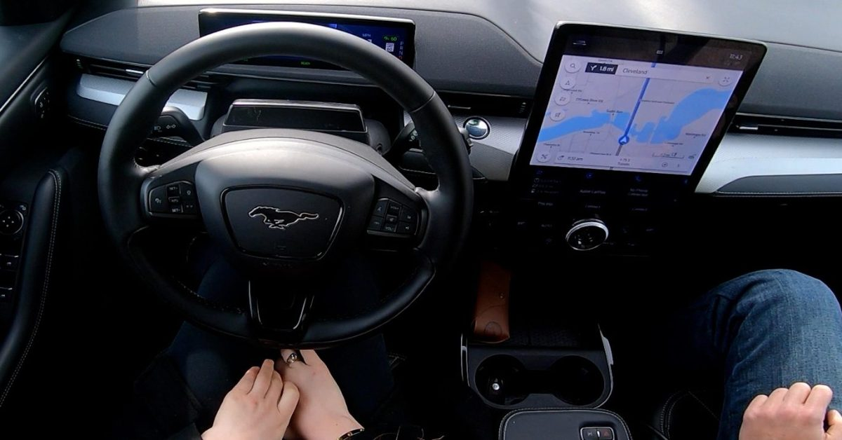 Ford unveils new hands-free driver-assist system 'similar to Tesla Autopilot' coming to Mustang Mach-E - Electrek