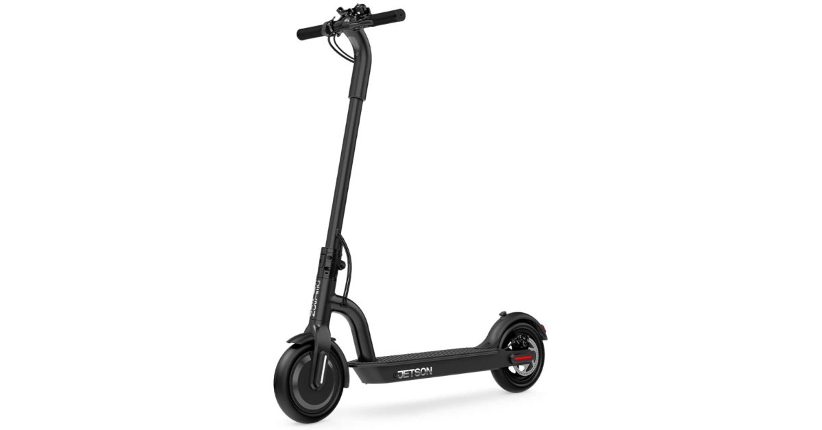 Green Deals: Jetson's Eris Electric Scooter takes you around town this spring at low of $350, more - Electrek