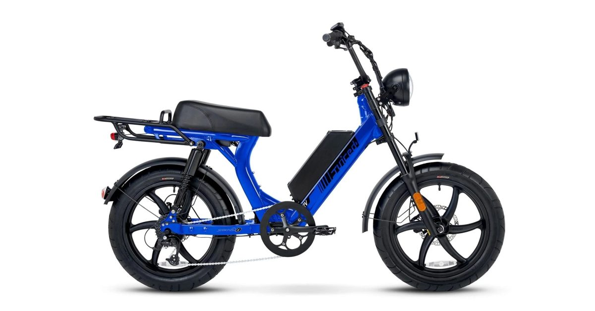 New Scorpion X electric moped launched by Juiced Bikes with more power, speed, and range - Electrek
