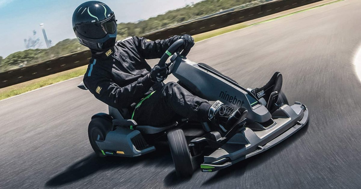 Green Deals: Segway Ninebot GoKart Pro travels at 23 MPH for 15.5-miles at a low of $1,600 - Electrek