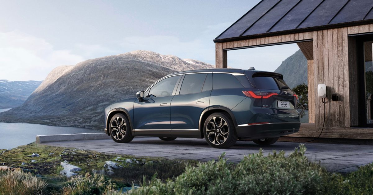 photo of NIO expands outside of China – starting with launching its electric vehicles in Norway image