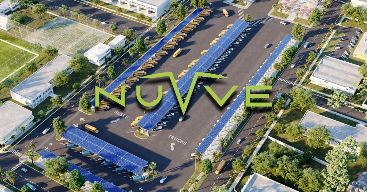 Nuvve announces V2G charging hubs and TaaS for future EVs - Electrek