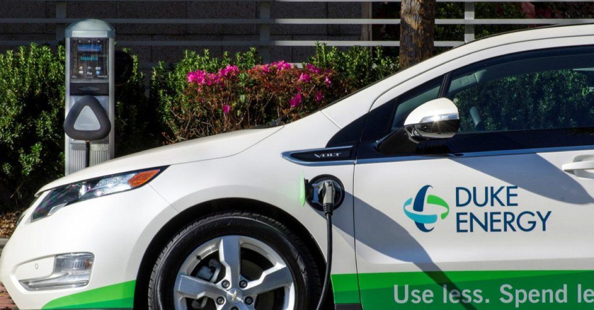 Duke Energy will install 1,000 EV charging ports in North Carolina