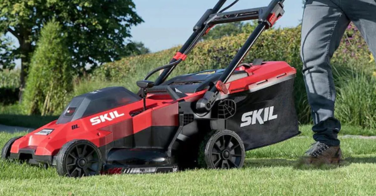 Electric lawn tool deals abound, more in latest New Green Deals - Electrek