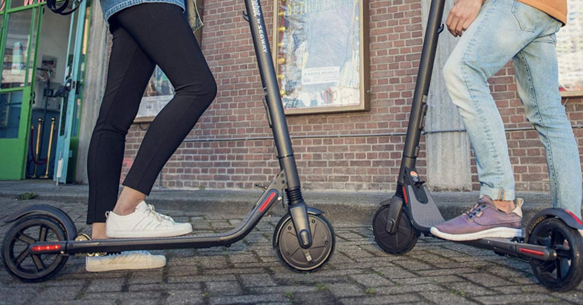 Segway's $450 Ninebot ES2 electric scooter uses no gas to run errands, more in New Green Deals thumbnail