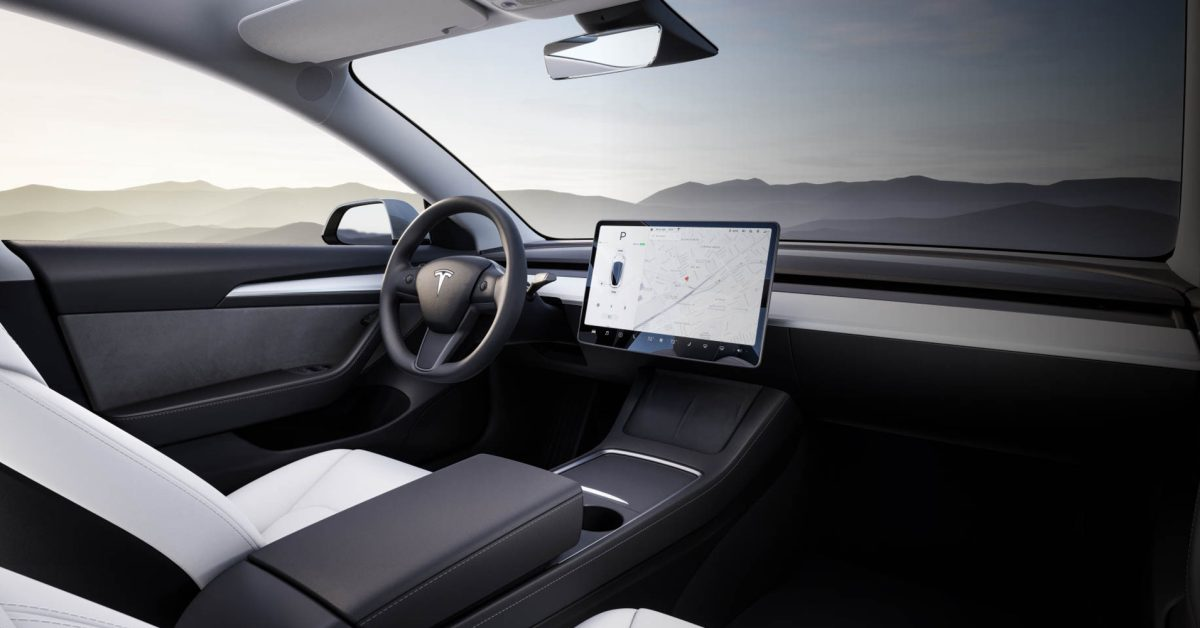 Tesla releases big, new software update with Disney+, Car Wash Mode, hotspot, and more