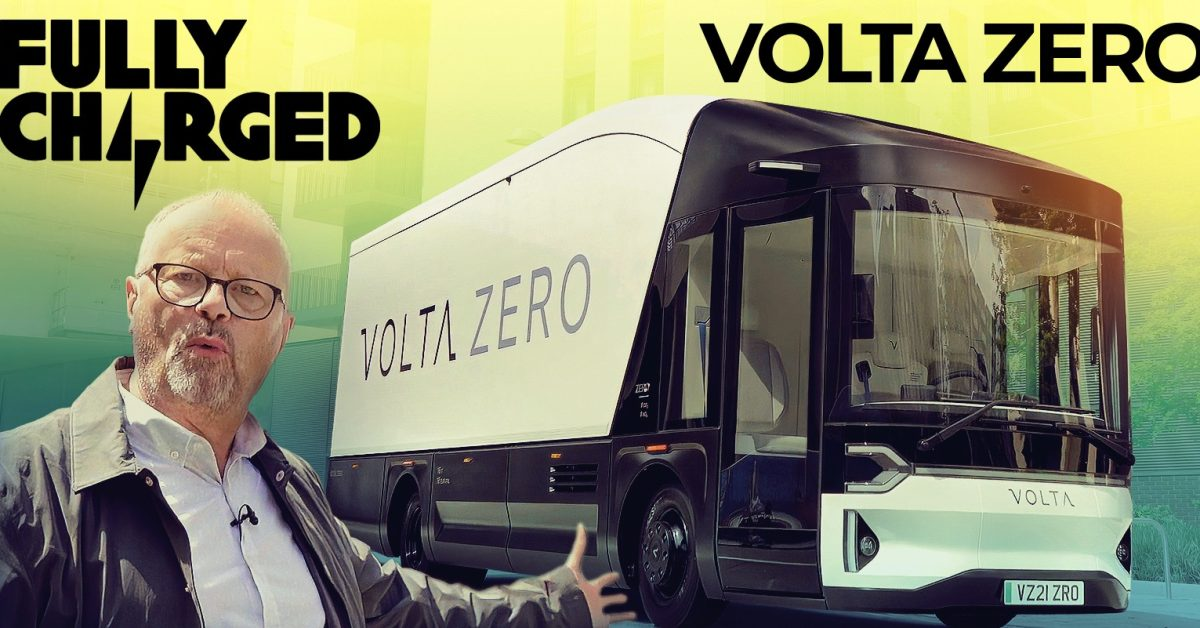 Volta Zero – Could electric trucks take over our cities? [video]