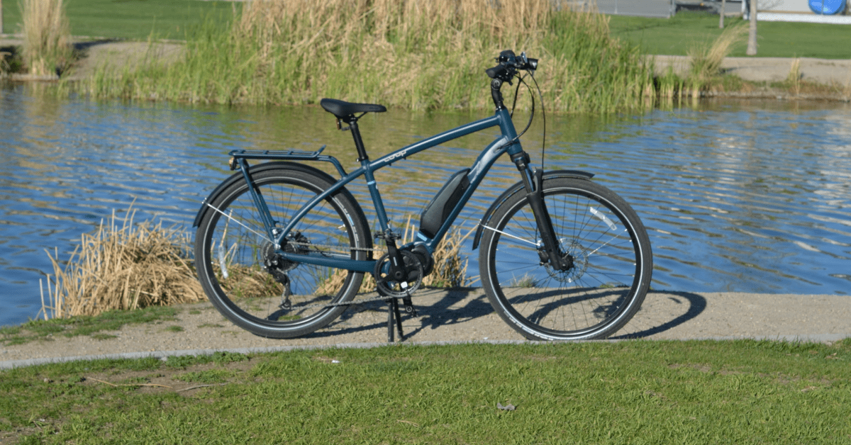 photo of REI CTY review: A sleek commuter from an outdoors company image