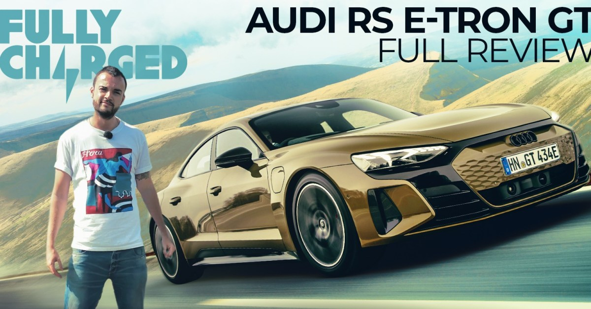Audi RS e-tron GT review: Time to cancel your Taycan/Model S reservation? [Video]