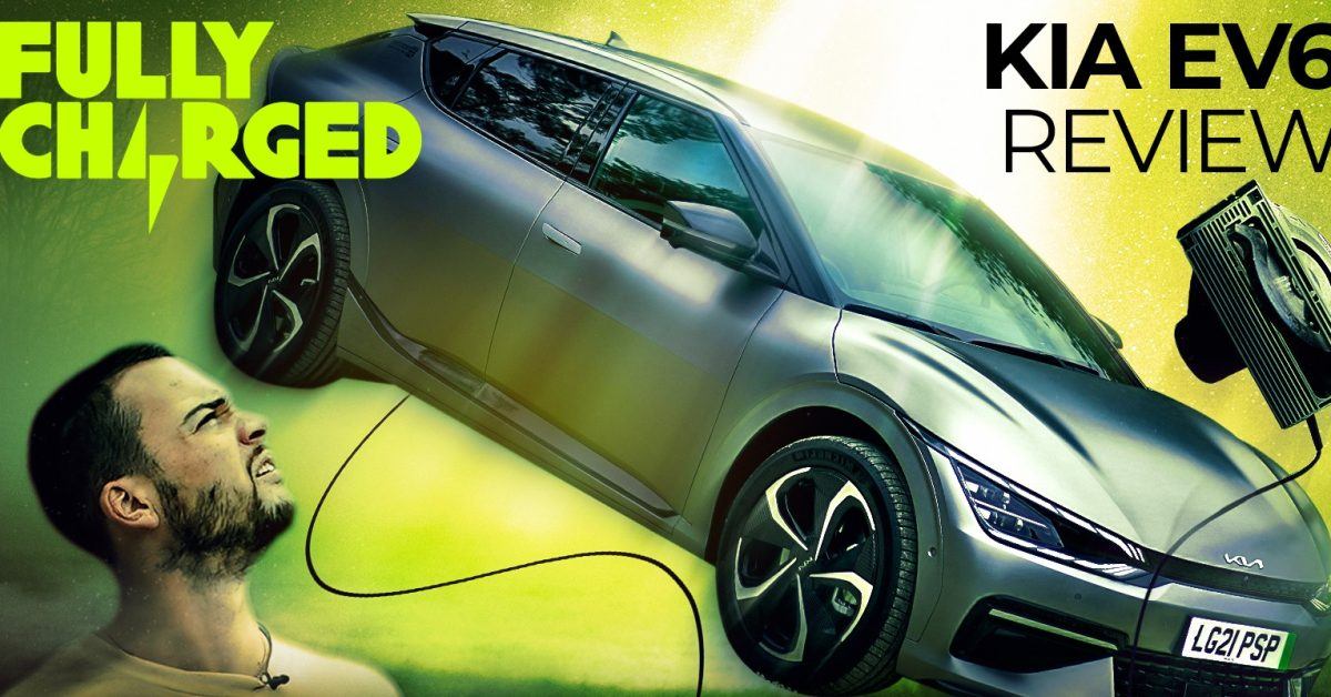 Kia EV6 review – This electric car is out of this world [Video]