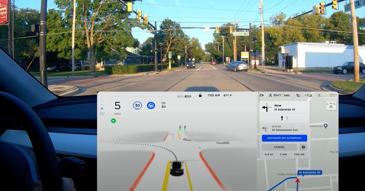 Tesla Full Self-Driving v10 is just not 'mind-blowing,' however it exhibits progress