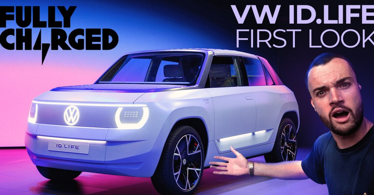 VW ID. Life first look – the cheap electric car we've been waiting for [Video] thumbnail