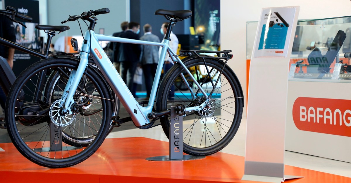 Bafang unveils electric bike motor with 2-speed automatic shifting and torque sensor thumbnail