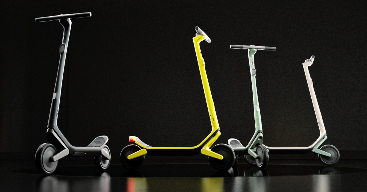 Unagi launches game-changing dual-motor, full-suspension electric scooter with huge tech