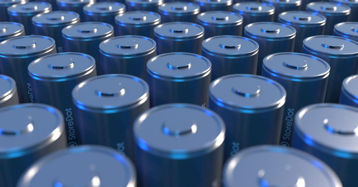 StoreDot, which makes ultra-fast Tesla-like 4680 battery cells, will open a US R&D hub