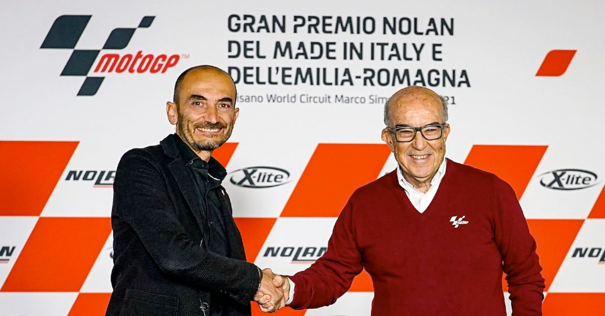 Ducati, which makes no electric motorcycles, to supply e-motorcycles for MotoE races