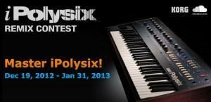 リミックス・コンテスト「Master iPolysix」