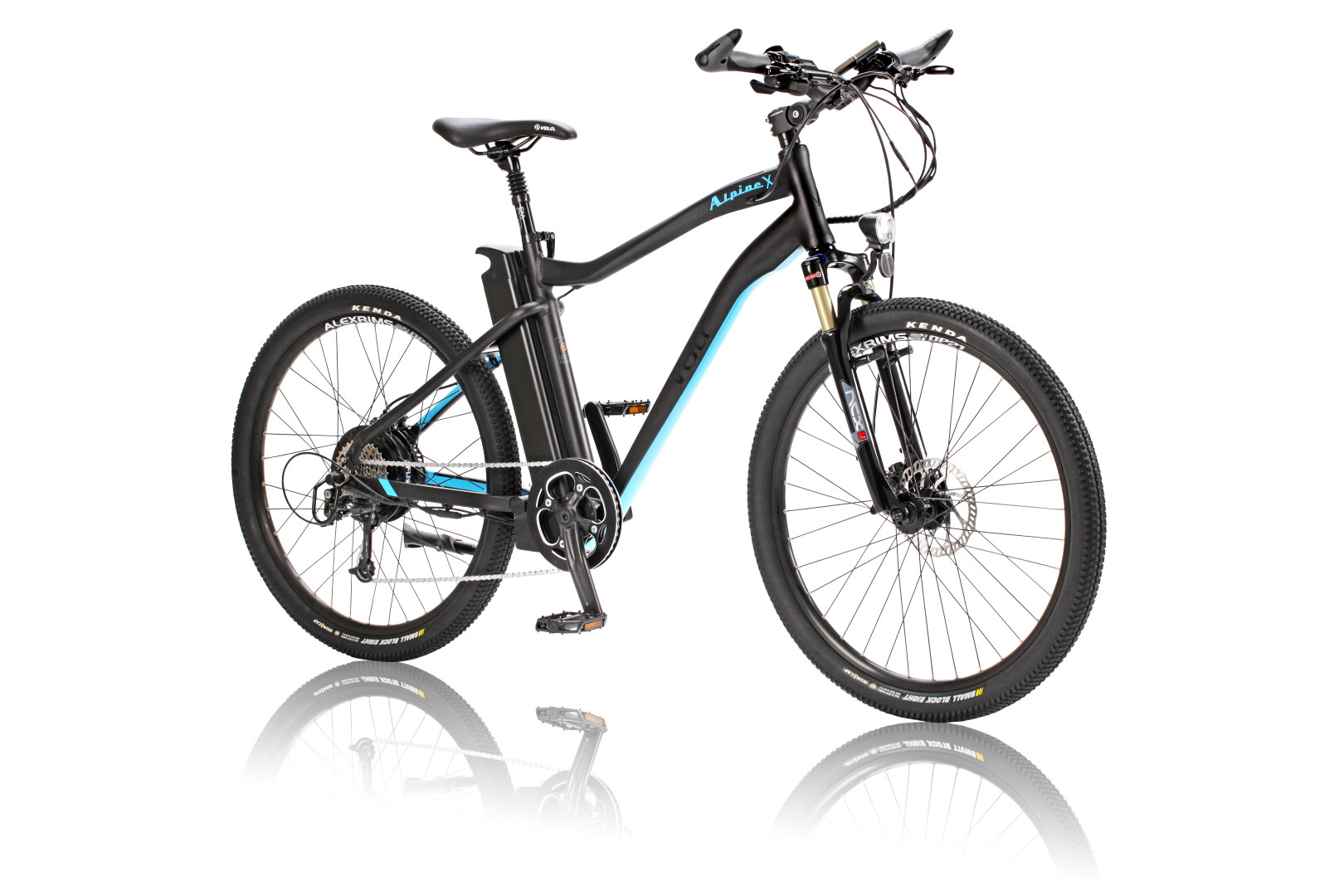 Volt Alpine X Electric Mountain Bike
