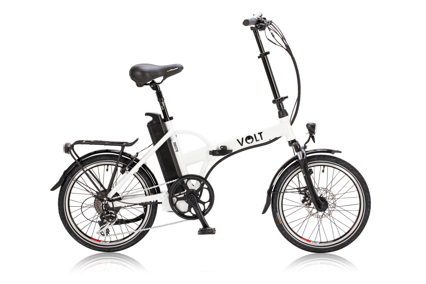 Brand New Volt Metro Folding Electric Bike