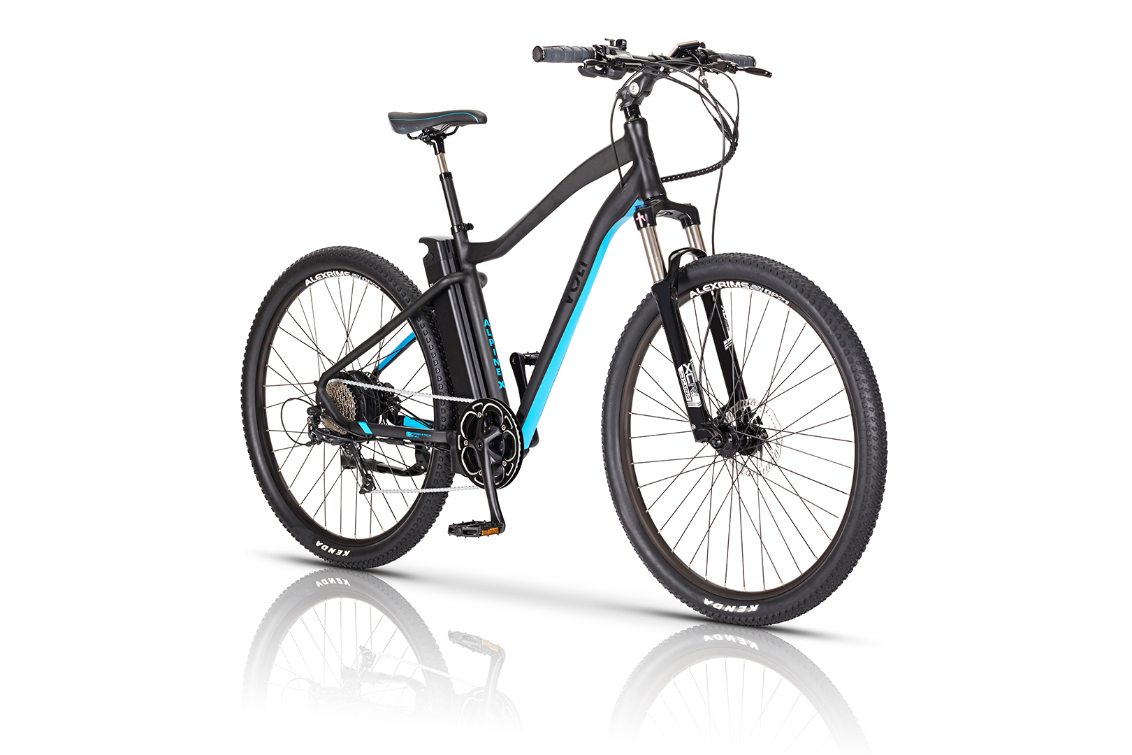 Volt Alpine X Electric Mountain Bike