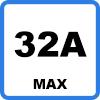 32A max 2 - Oplaadkabel voor TESLA (7.4kW - Type 2)