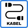EV kabel 1 - Oplaadkabel voor TESLA (7.4kW - Type 2)