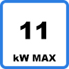 Max 11kW - Chargeur portable pour TESLA (11kW - Type 2)