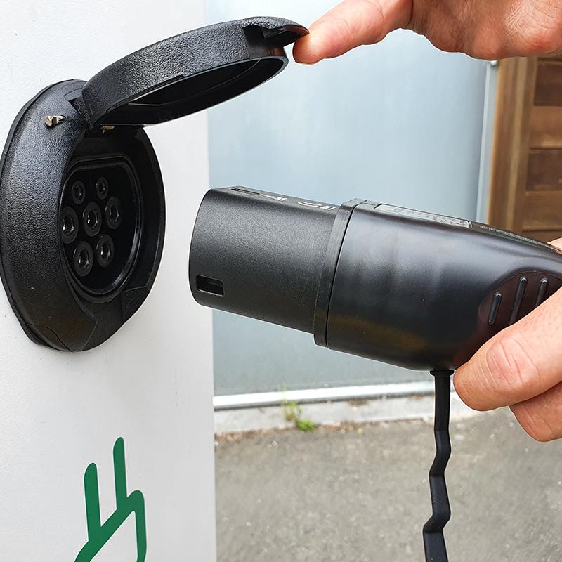 Câble de charge pour TESLA (13,8kW - Type 2)