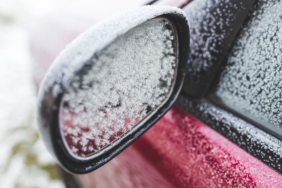 hiver voiture electrique - Electric vehicles in winter