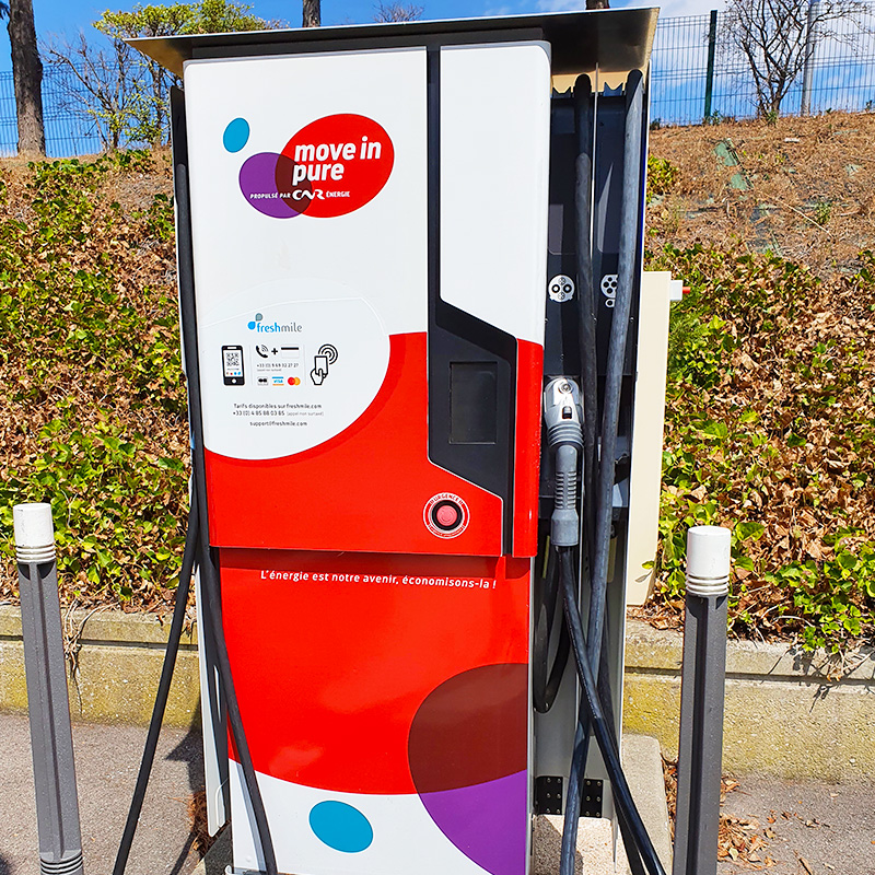 public charging station for ev - Electric vehicles today
