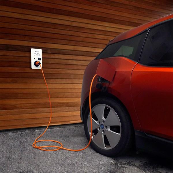 Borne de recharge VE (jusqu'à 7,4kW)