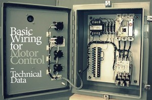 Basic Wiring for Motor Control  Technical Data | EEP
