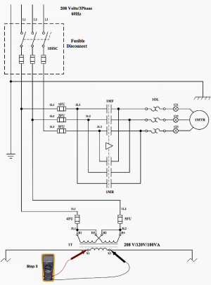 Troubleshooting An Open Circuit Faults in the Control Circuit | EEP