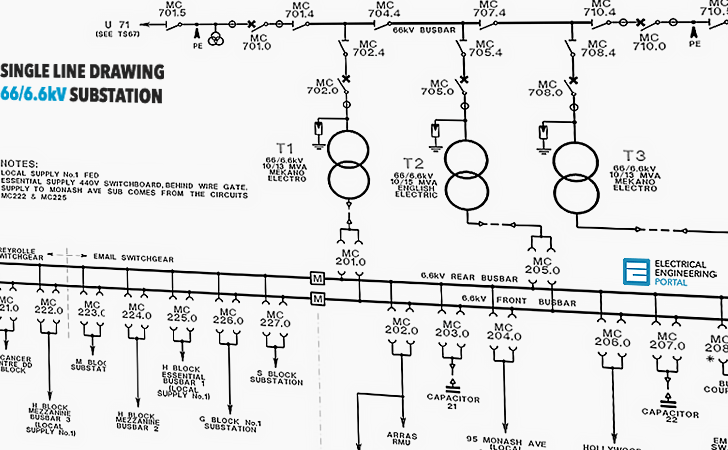Substation Electrical Schematic Symbols Diy Enthusiasts Wiring