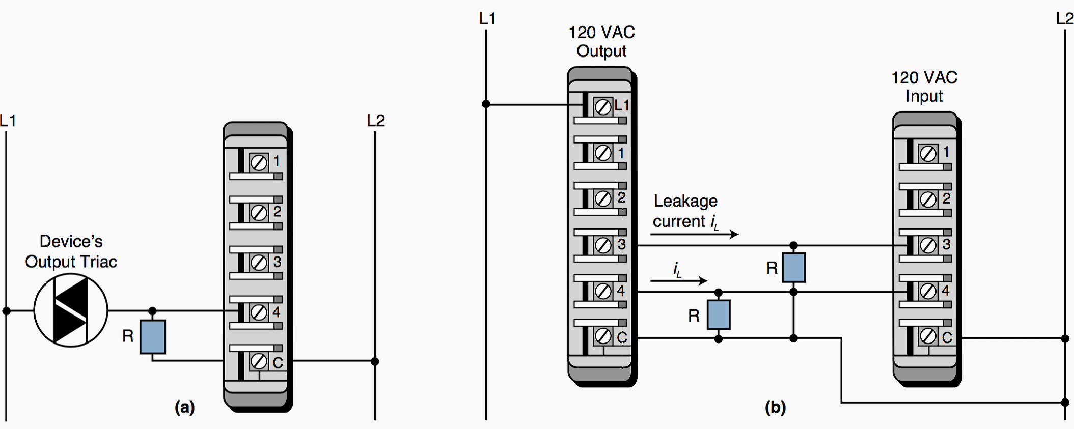 120 Volt Proximity Switch 3 Wire Diagram
