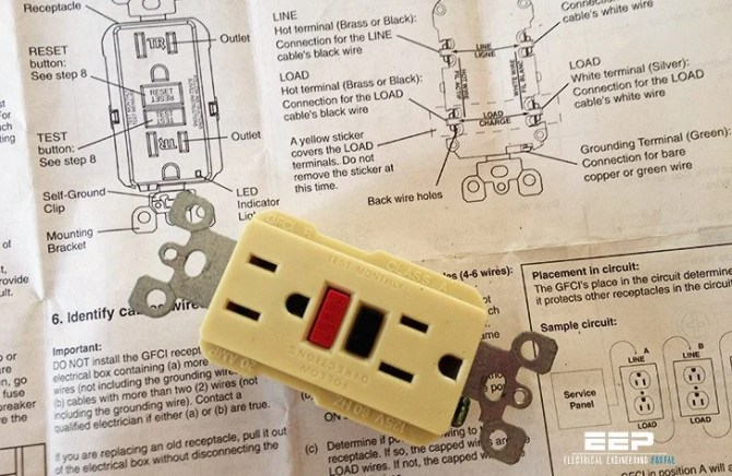 what a ground fault circuit interrupter does and what it
