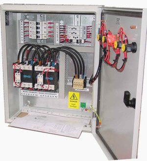 Should transfer switch be equipped with contactors or