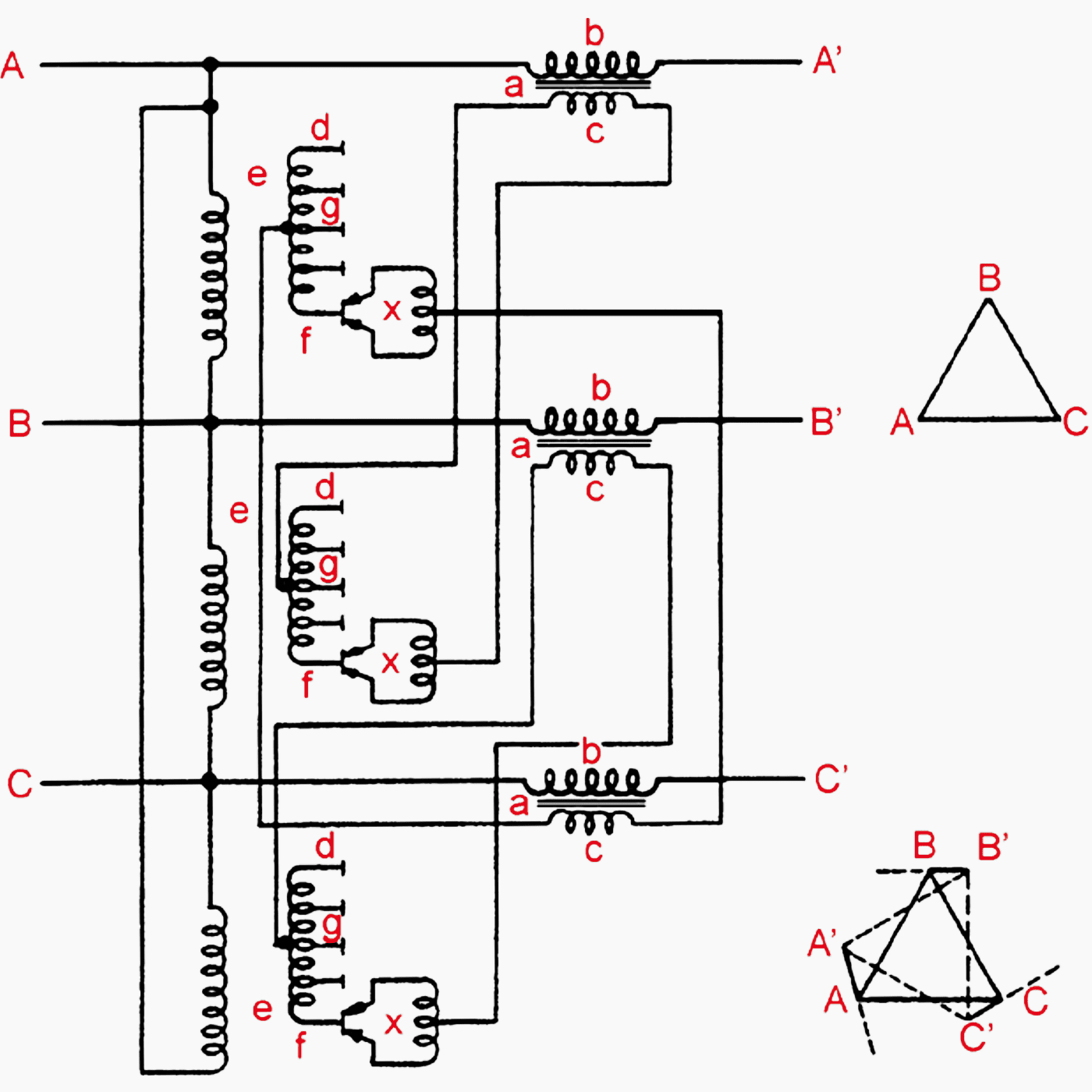 Voltage Regulators Used To Control The Voltage At The End