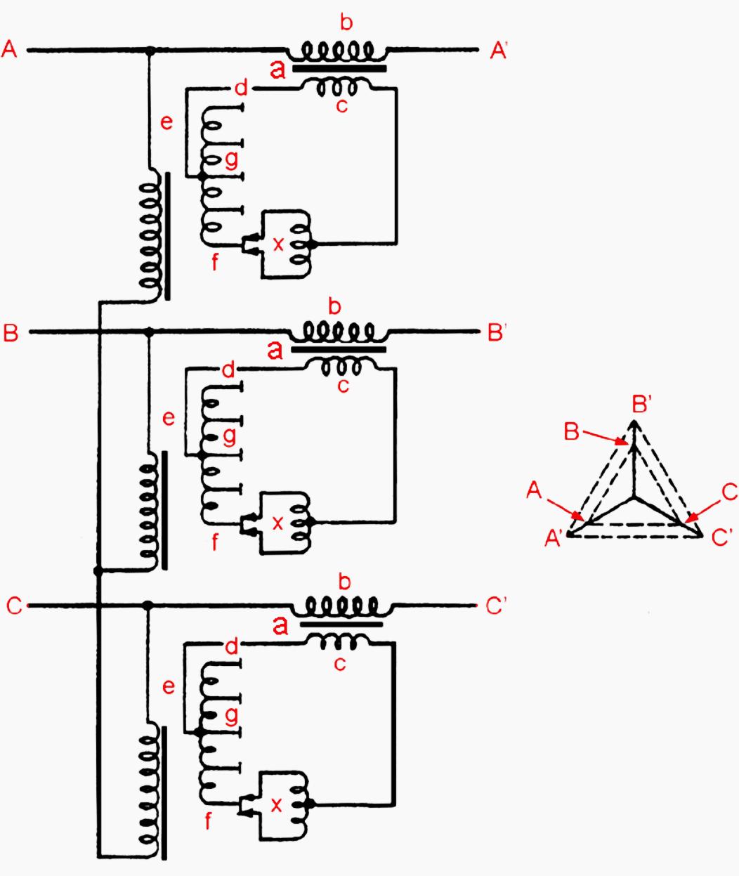 Three Phase Regulator