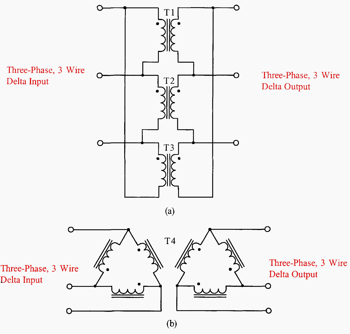 Three Phase Transformer Design Geometry Delta Wye Connections And Many More