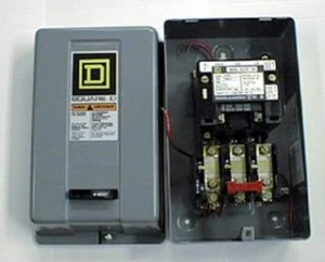 Direct On Line (DOL) Motor Starter