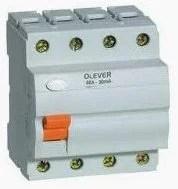 RCCB - Residual Current Circuit Breaker