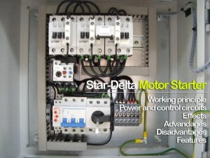 Stardelta motor starter explained in details | EEP