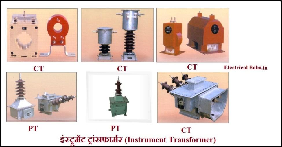इंस्ट्रूमेंट ट्रांसफार्मर (Instrument Transformer) Images