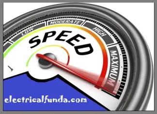 data Speed always matters