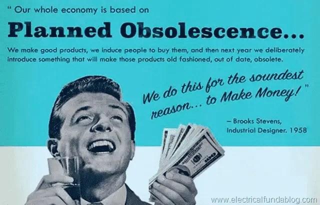 8 Planned Obsolescence