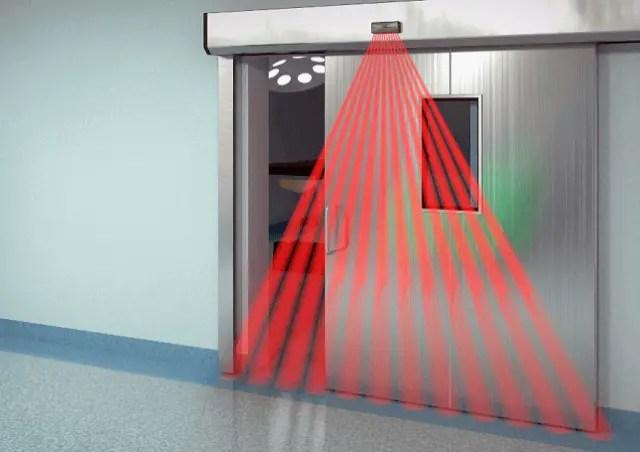 Active Infrared Sensor